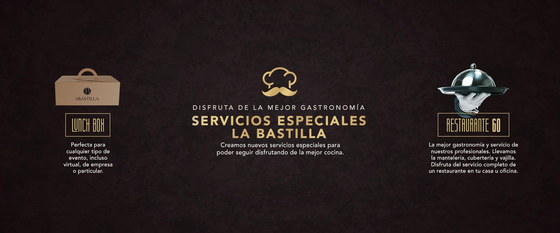 Servicios especiales La Bastilla